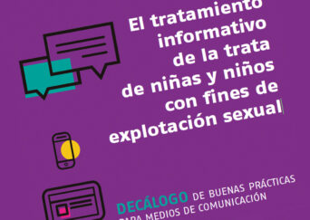 El tratamiento informativo de la trata de niñas y niños con fines de explotación sexual